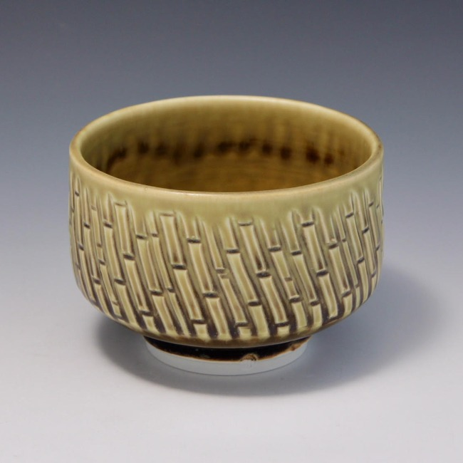 Hsin Chuen Lin's cup textured with RM-042