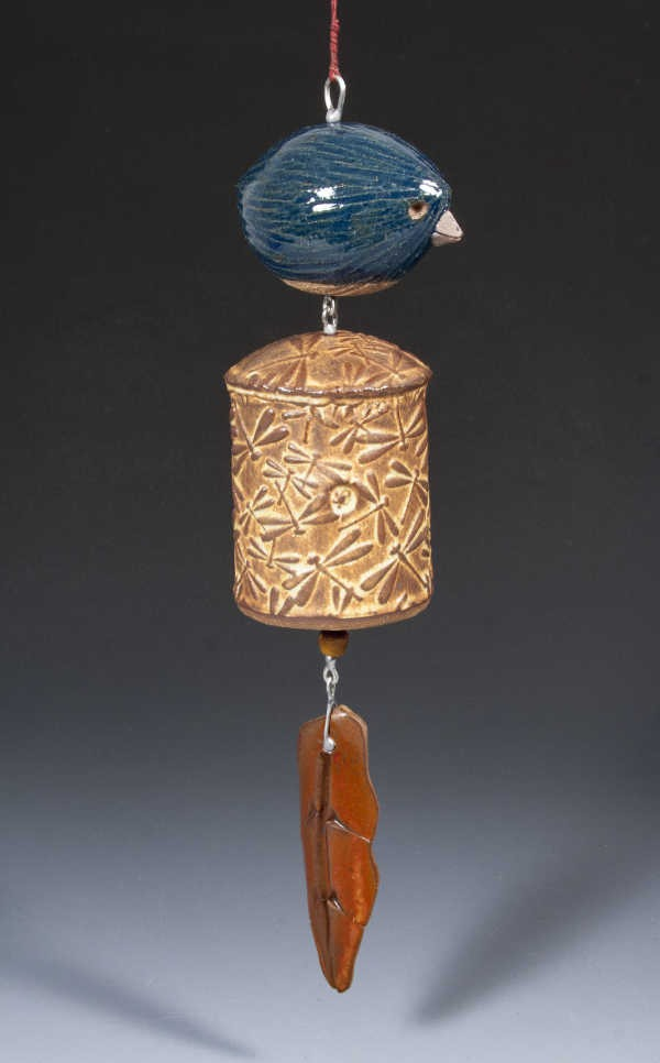 Julie Olson's wind chime HR-052