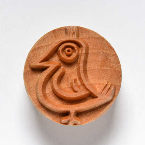 Large Bird Stamp for clay