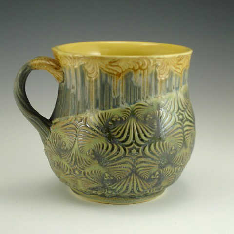 Annie Chrietzberg's mug textured with BHR-029
