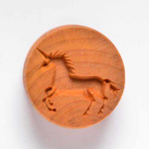 Unicorn Pottery Stamp