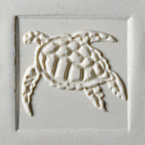 Sea Turtle Stamp for Clay