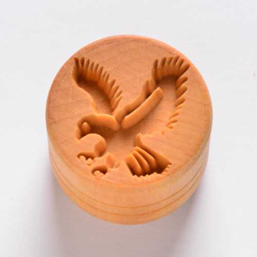 Eagle Pottery Stamp