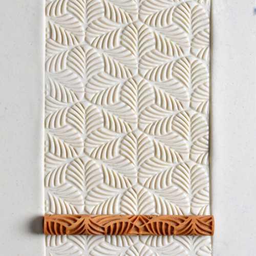 Tri Leaf Texture Roller