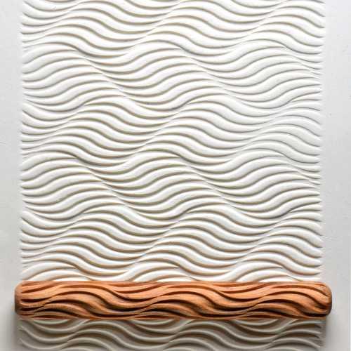Wave Flow Hand Roller